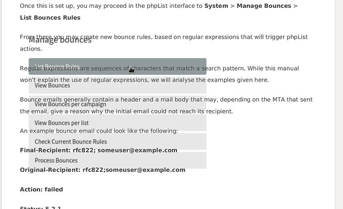 phplist-manual
